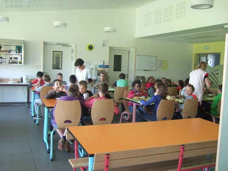 Cantine Ecole des Volcans d'Auvergne